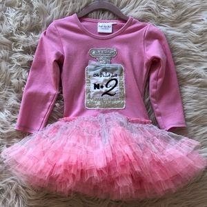 Ooh! LaLa dress 2t